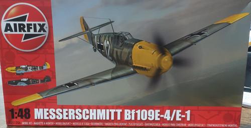 Messerschmitt BF109E-3 / E-4