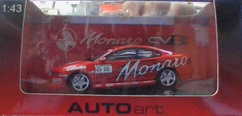 Holden V2 Monaro Targa 2002 #5 Brock