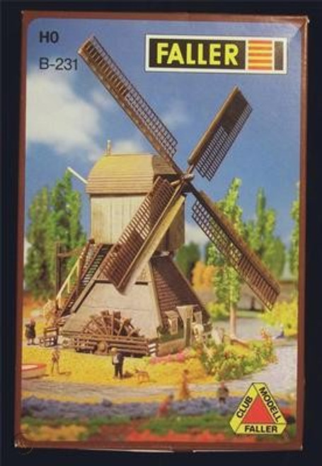 Windmill with Water - Wheel