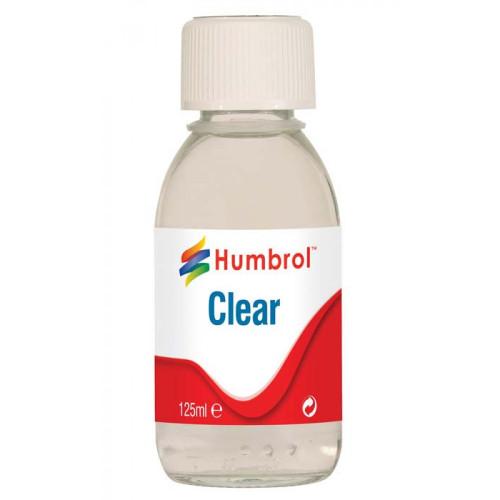 Humbrol Clear Varnish 125ml