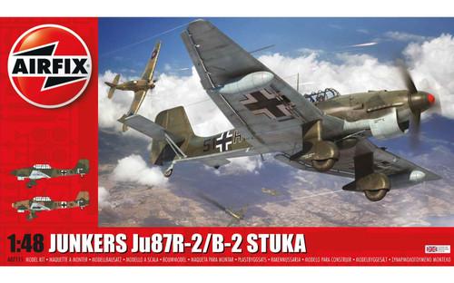 Junkers JU87B - 2/R