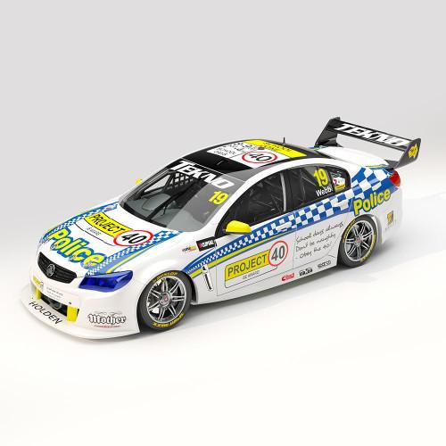 Tekno Autosports #19 Holden VF Commodore Supercar - 2013 Clipsal 500