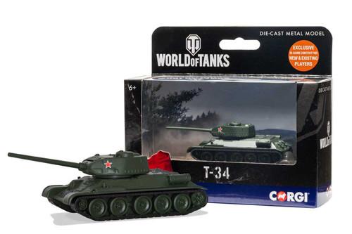 World of Tanks T34