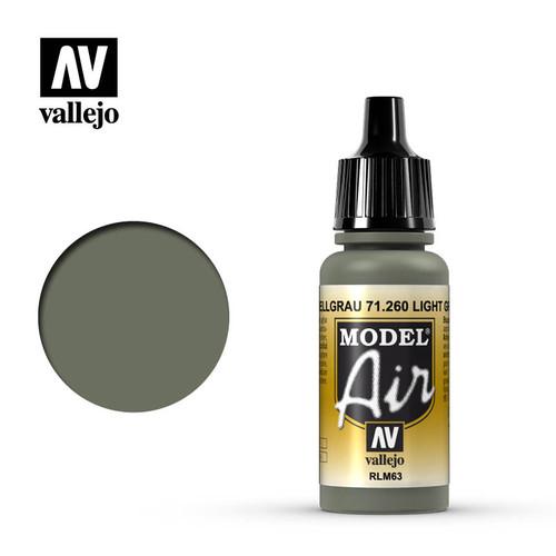 Vallejo Air Light Grey RLM63