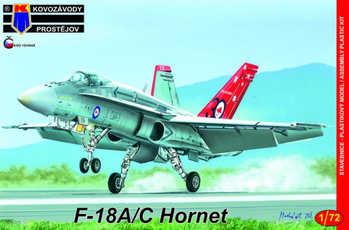 F-18A/C Hornet Plastic Model Kit