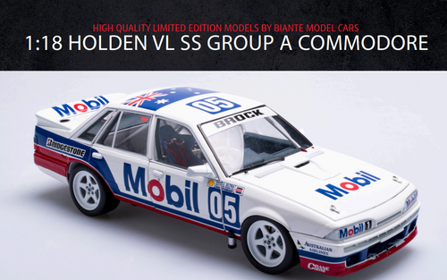 Holden VL Commodore SS Group A 1987 ATCC – PETER BROCK #05