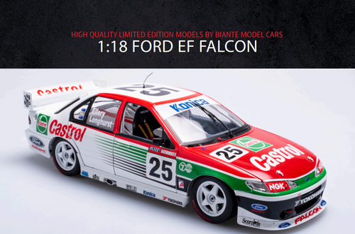 Ford EF Falcon 1996 BATHURST 1000