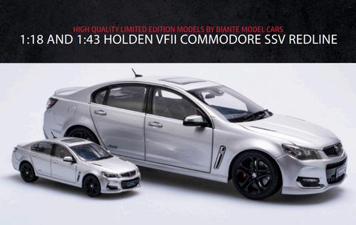 1:43 Holden VFII SSV Redline    NITRATE