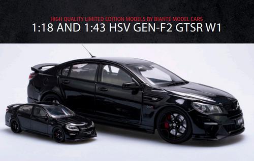 HSV GEN-F2 GTSR W1 - PHANTOM