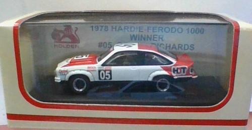 1:64 Holden LX Torana 1978 Bathurst Winner