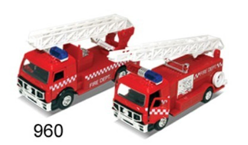 City Express Fire Engine