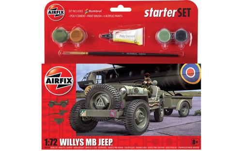 Jeep MB Starter Set