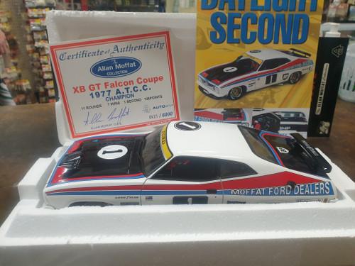 Ford XB GT Falcon Coupe 1977 ATCC Champion