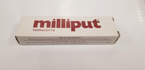 Milliput Terracotta 2-part  Epoxy Putter