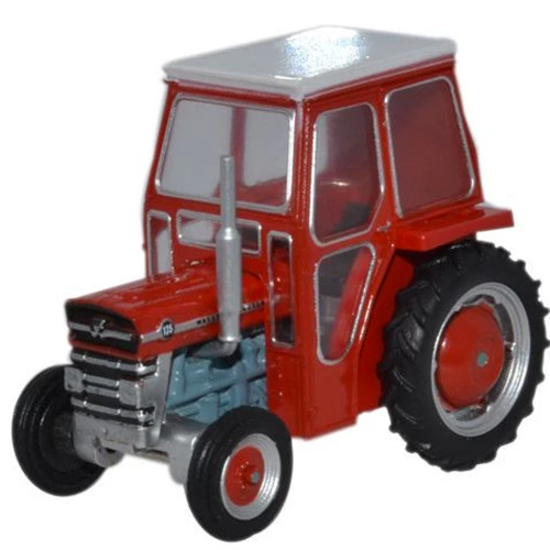 Oxford The Massey Ferguson 135 Red