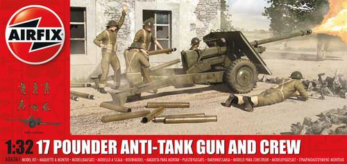 17 Pdr Anti-Tank Gun