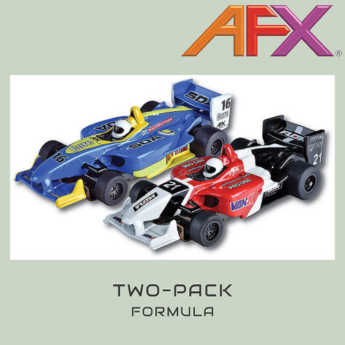 AFX F1 MEGA-G+ TWIN PACK