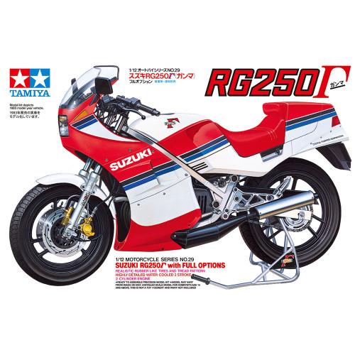 SUZUKI RG250 F Full Options 1:24