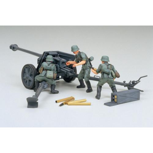 German 75mm Anit-Tank Gun