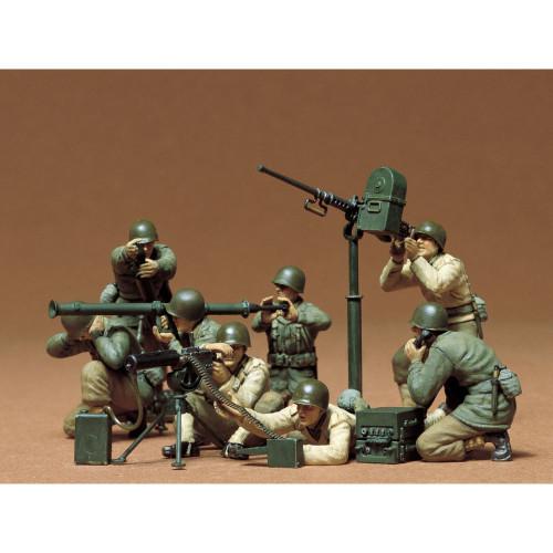 DU.S. Gun & Mortar Team Set