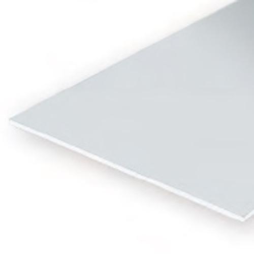 Evergreen Plain Sheet .030 (15 x 30cm)
