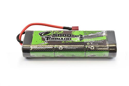 TORNADO RC 2400MAH 7.2V NIMH STICKPACK TAMIYA CONNECTOR