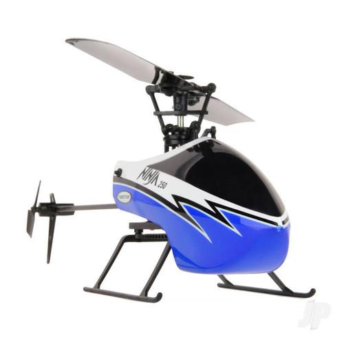 Twsiter Ninja 250 - Blue