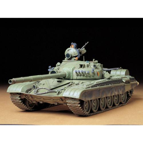 Russian Tank T72M1