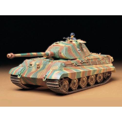 """German King Tiger """"Porsche Turret"""""""