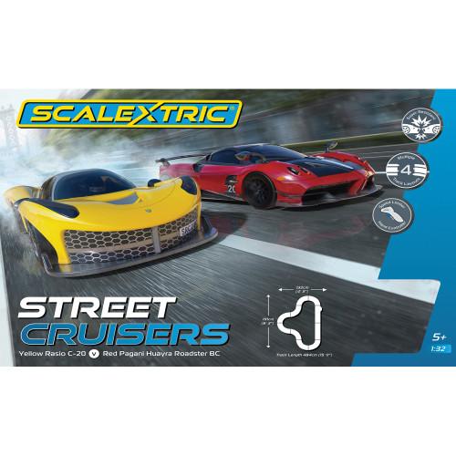 STREET CRUISERS RACE SET