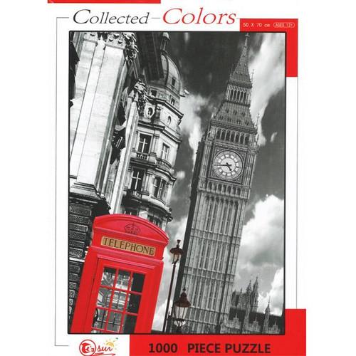 Big Ben - Collected Colors 1000 Piece Puzzle