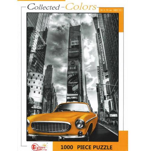 New York City 1000 Piece Puzzle