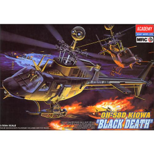 """OH-58D KIOWA """"BLACK DEATH"""""""