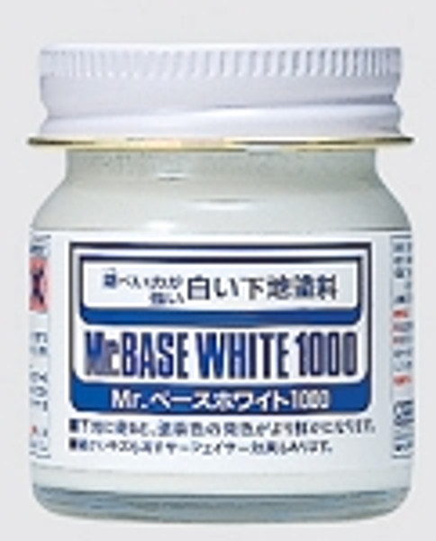 Mr Base White 1000