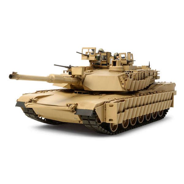 M1A2 Sept Abrams Tusk II