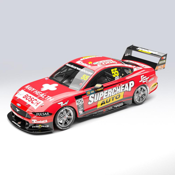 Supercheap Auto Racing Ford Mustang GT - 2019