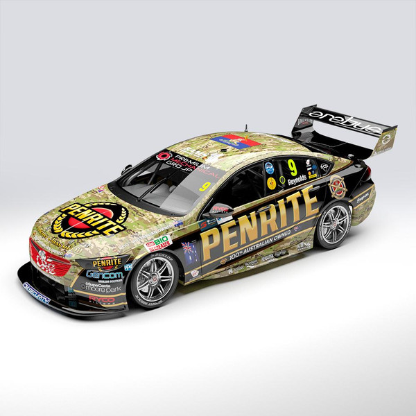 Erebus Penrite Racing #9 Holden ZB Commodore Supercar - 2019
