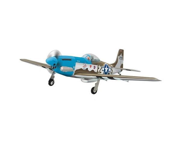 P51 Mustang RC Plane, 15cc ARF