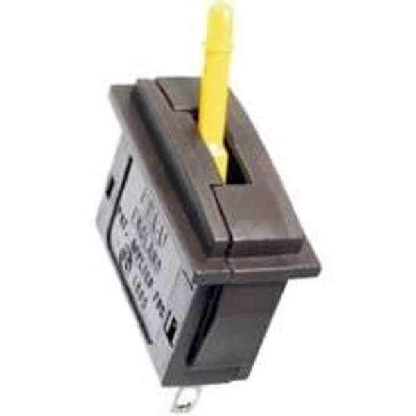 Yellow  Passing Contact Switch