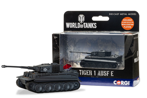 World of Tanks Tiger 1 Tank