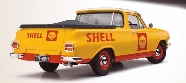 Holden Eh Ute  - SHELL