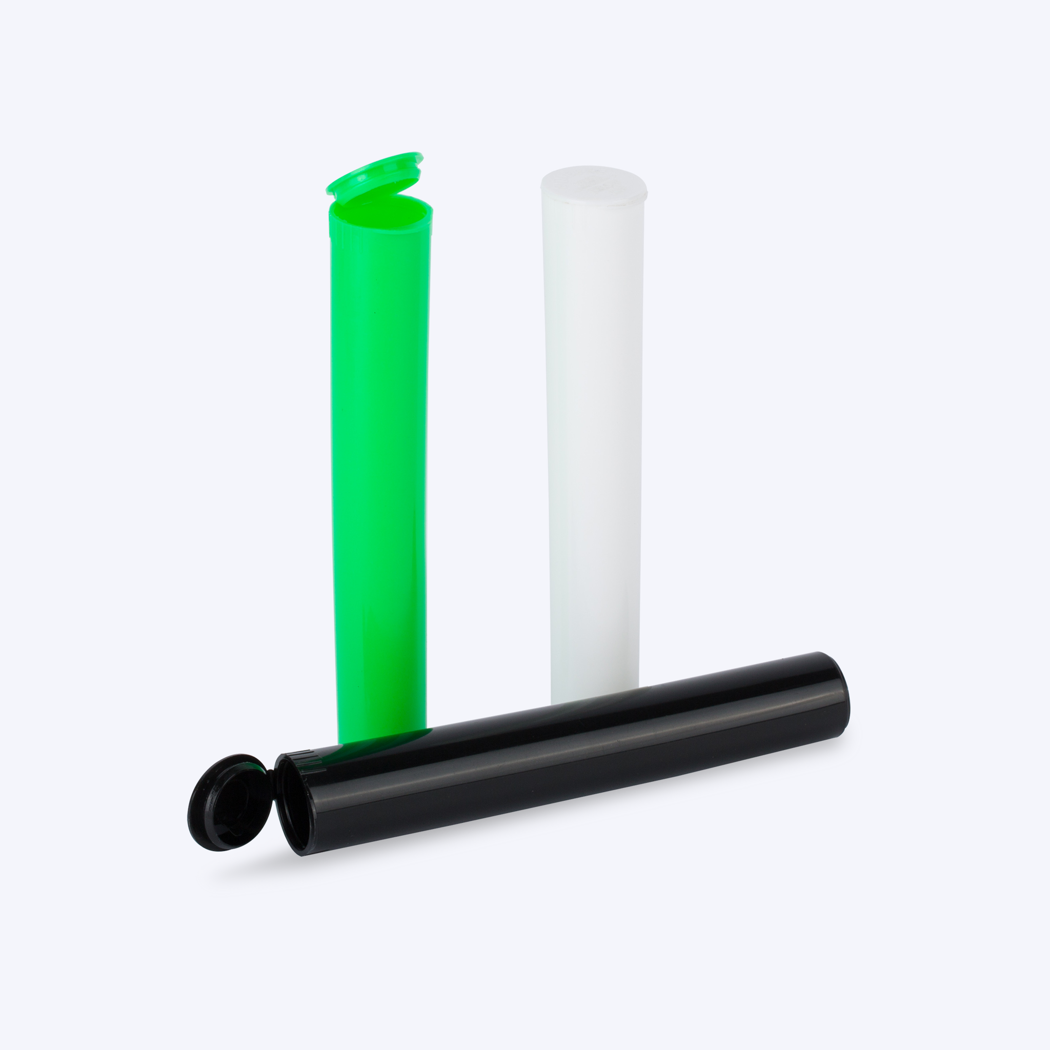Opaque Joint and Blunt Tubes