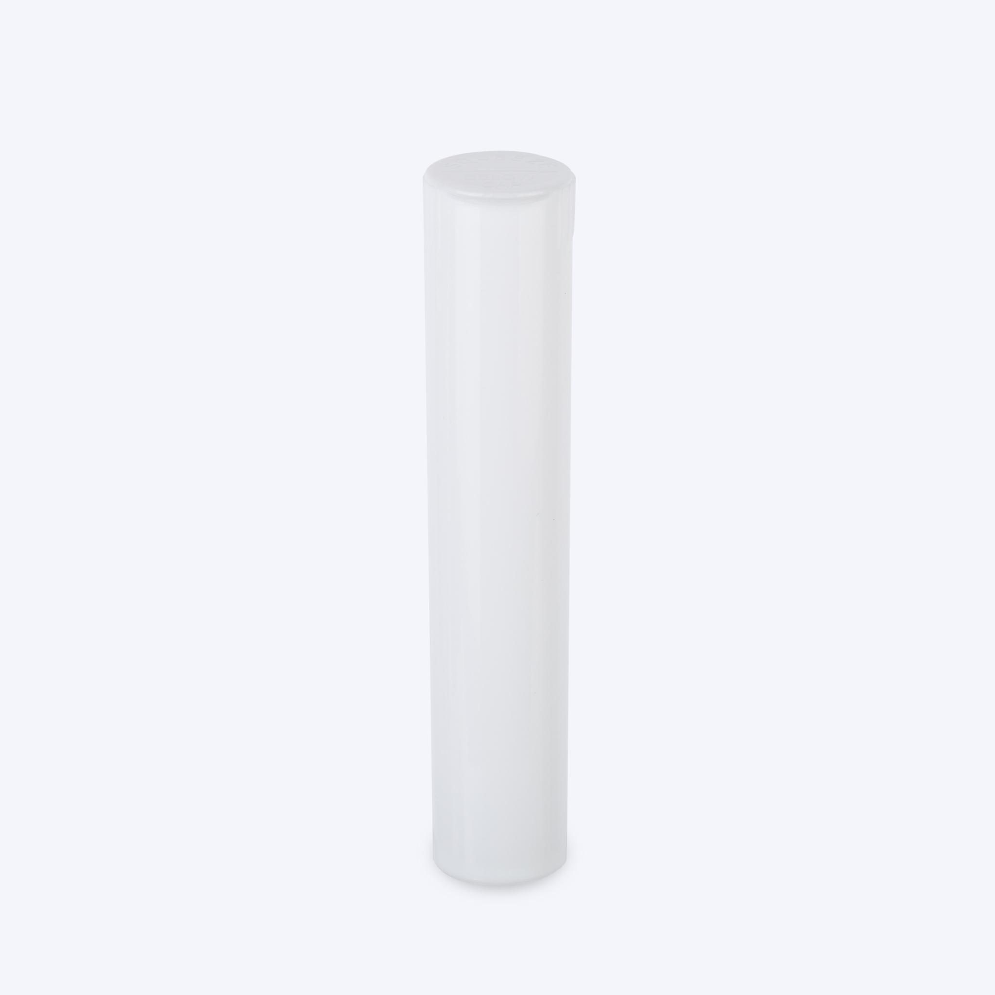 White - Opaque J&B Tubes