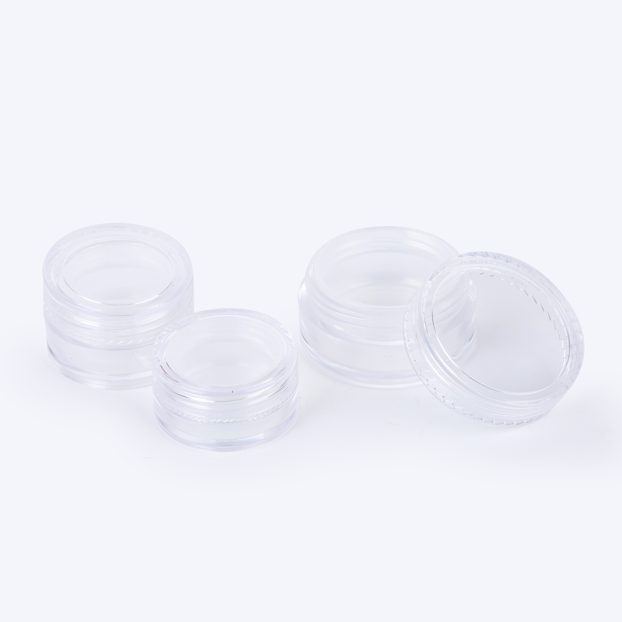 Screw Top Containers with Insert