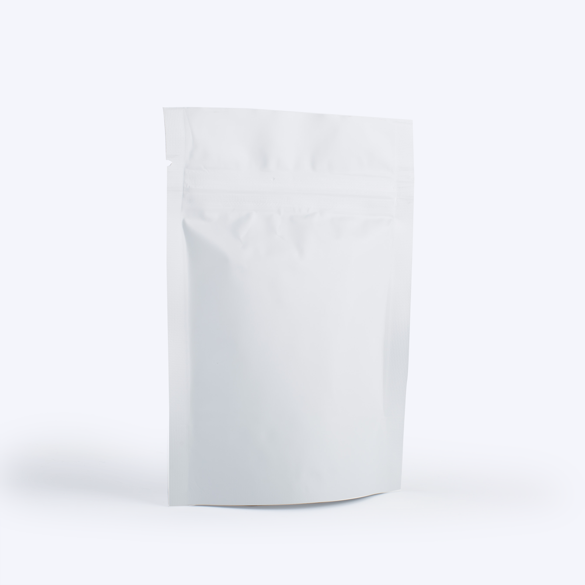 White - Mylar Bags