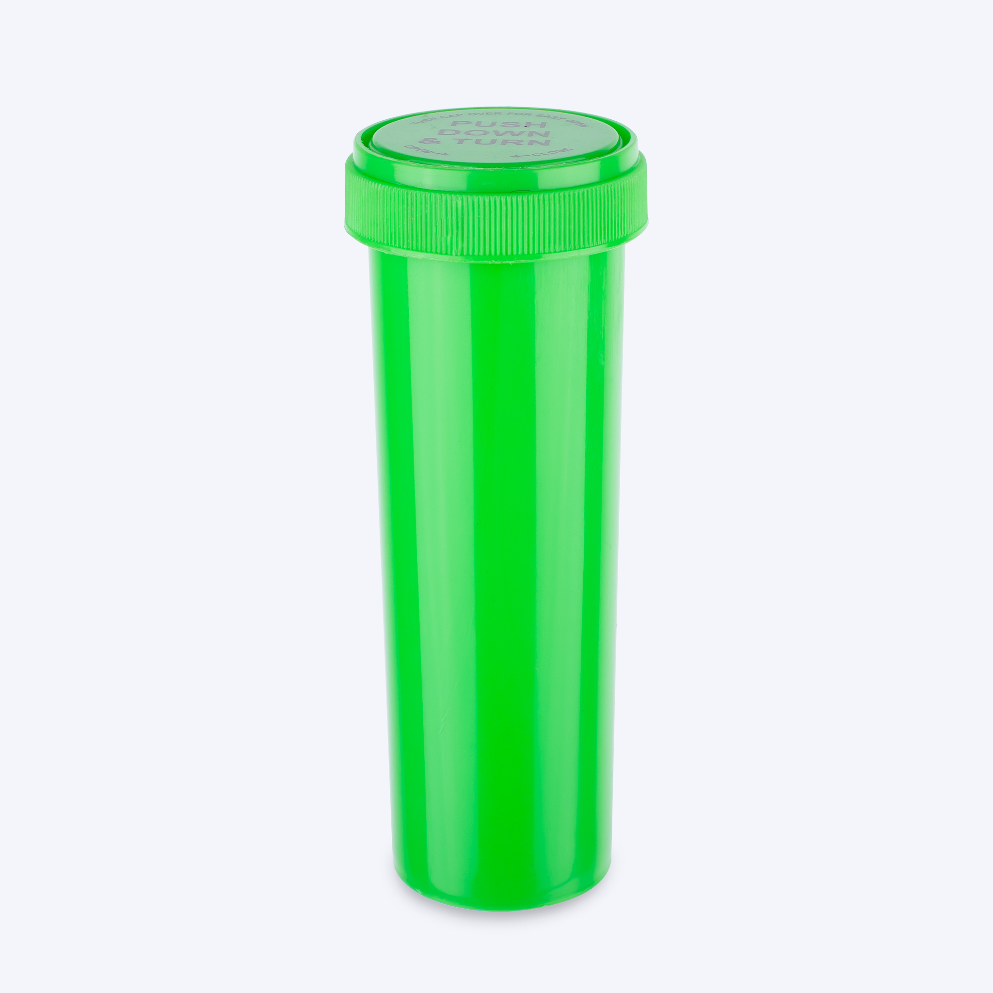 Green - Opaque Reversible Cap Vials