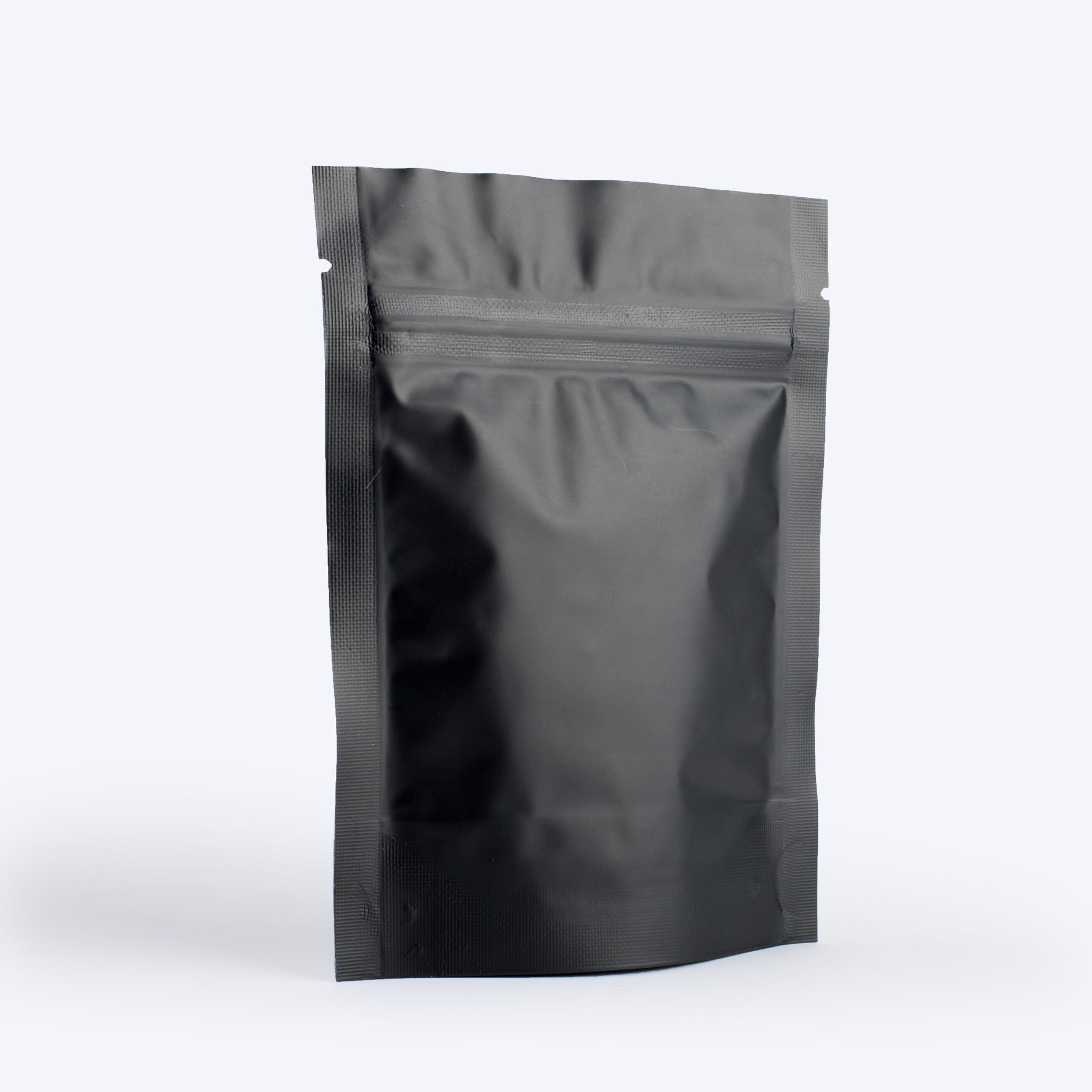 Black - Mylar Bags