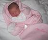 One Touch Awakening Baby Blanket
