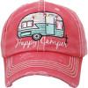 Happy Camper Premium Cotton Cap