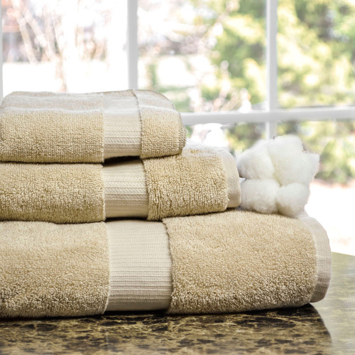 organic cotton eco friendly towels set